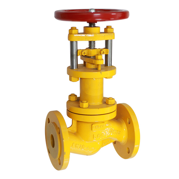 Bellows Sealed Globe Valve